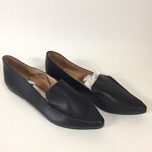 A New Day Micah Black Slip On Loafers
